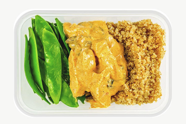 Coronation Chicken, Sultana, Quinoa - 450